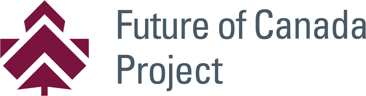 Logo for Future of Canada Project